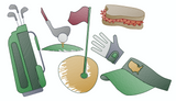 Build Your Own Golf Set