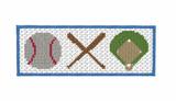 Faux Smock Baseball Trio Stitch Embroidery