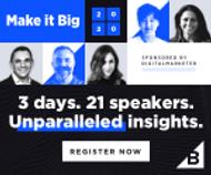 BigCommerce Make it BIG October 2020 Online e-Commerce Conference