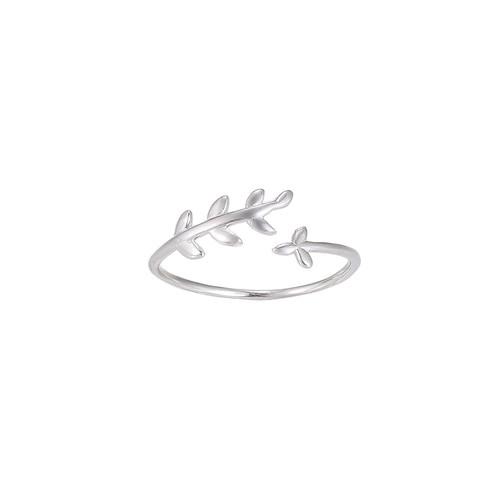 Ladies Adjustable Roman Sterling Silver Ring