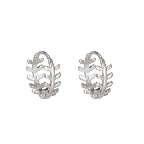 Ladies Roman Sterling SIlver Earrings