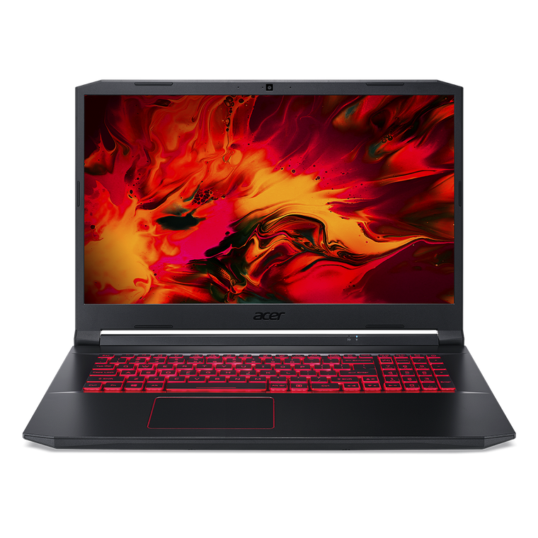 Acer Nitro 5 Gaming Laptop i7 Hexa Core 8GB DDR4 512GB SSD AN517-52 Black