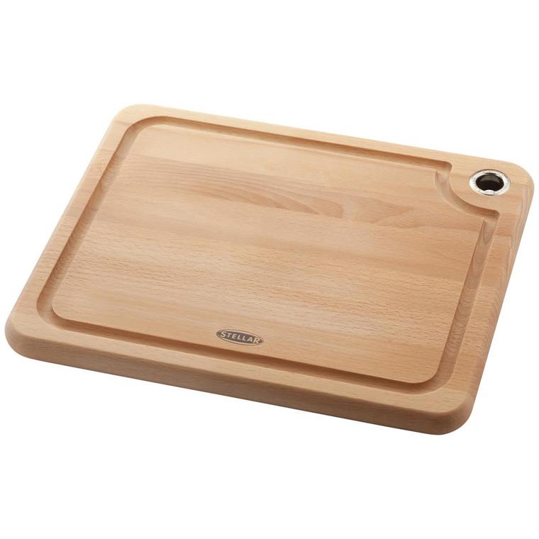 30cm Stellar Kitchen Beech Cutting Board