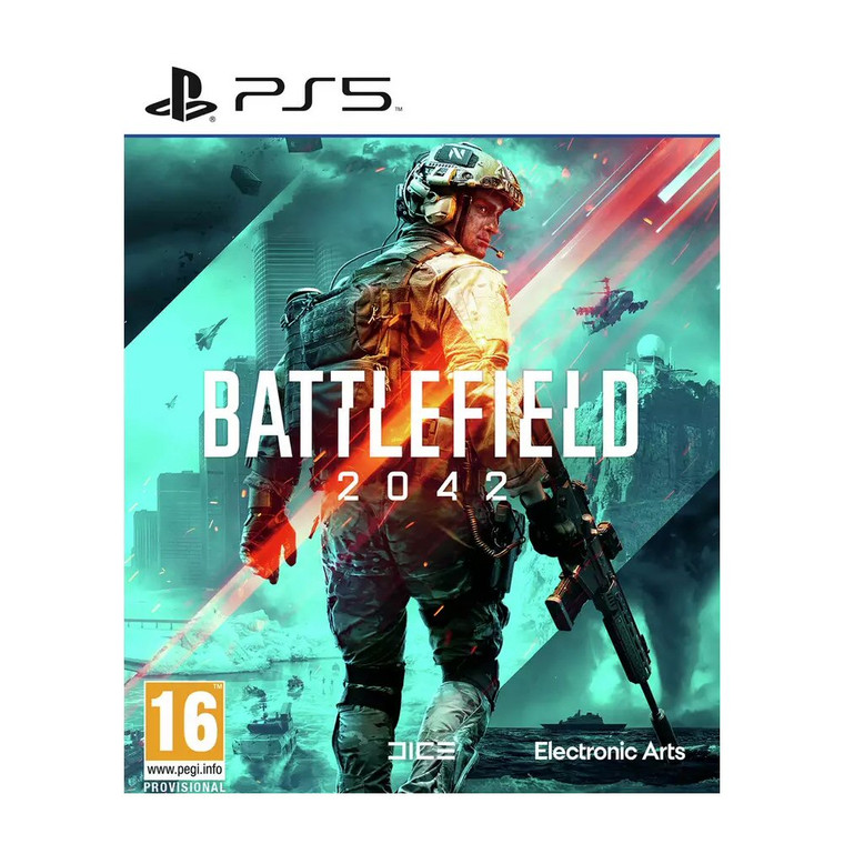 PS5 Playstation 5 Battlefield 2042 Video Game