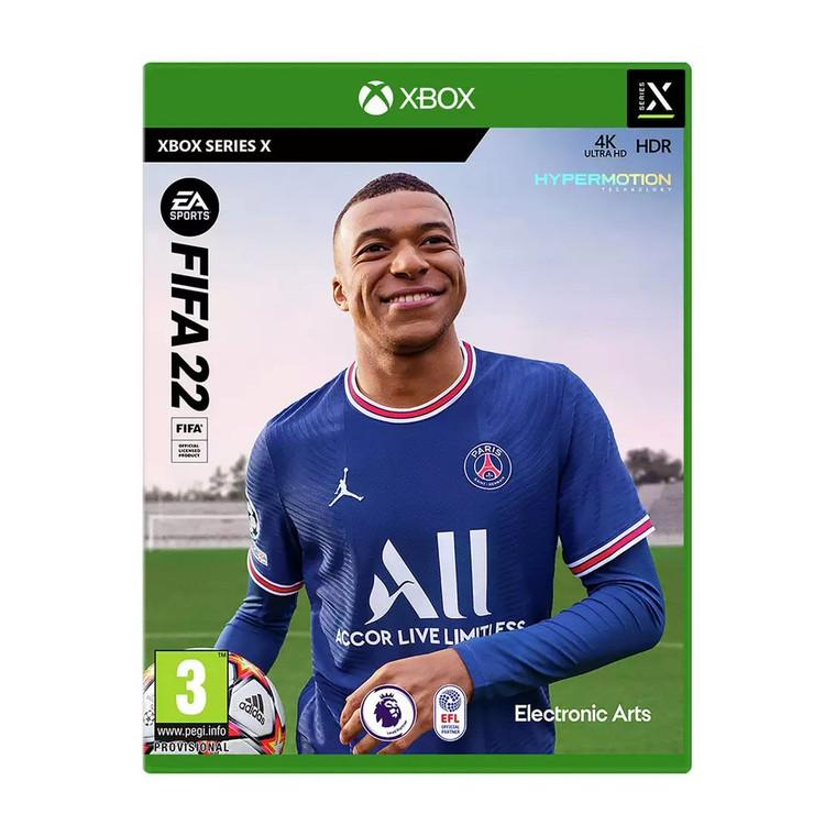 Xbox X Electronic Arts Fifa 22 Video Game