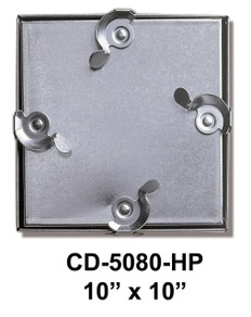 Acudor 10W x 10H CD-5080-HP Duct Door