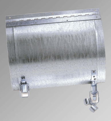 """Acudor 8W x 6H for 7"""" Dia Duct"""" RD-5090 Round Duct Access Door"""
