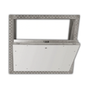"""12"""" x 12"""" Fire-Rated Recessed Access Door for Drywall Ceiling - Acudor"""