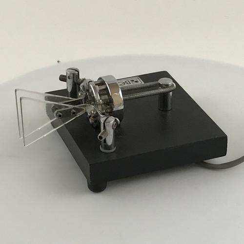 Bencher BY-1 Black Base Iambic Paddle