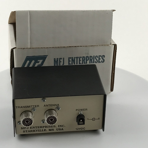 MFJ HF SWR Wattmeter Model MFJ-860