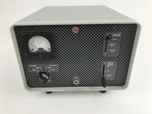 Collins CC-2 Samsonite Case / Suitcase for KWM-2A