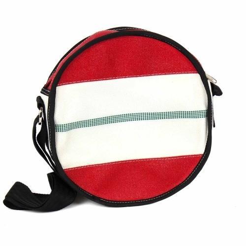Firehose Round Shoulder Bag