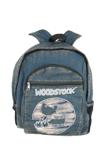 Back Pack With Woodstock Logo