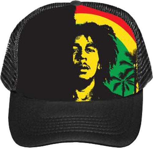 Marley Rise Up Trucker Hat