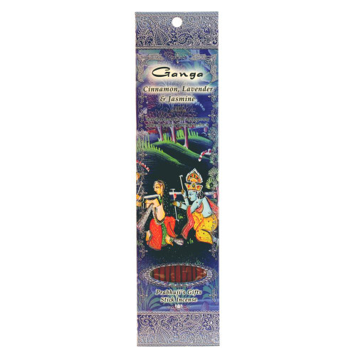 Incense Sticks Gati - Sandalwood, Amber, and Musk