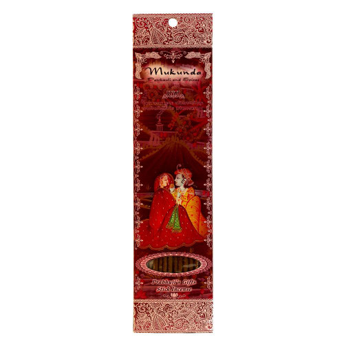 Incense Sticks Mukunda - Patchouli and Spices