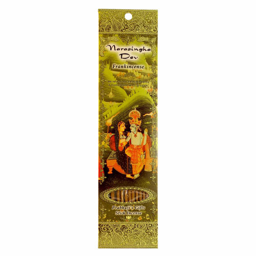 Incense Sticks Narasingha Dev - Frankincense Champa