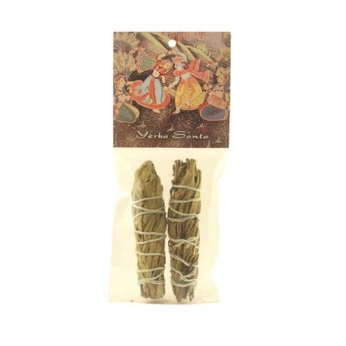 Smudging Herbs - Yerba Santa Smudge Stick - 2 Mini Bundles