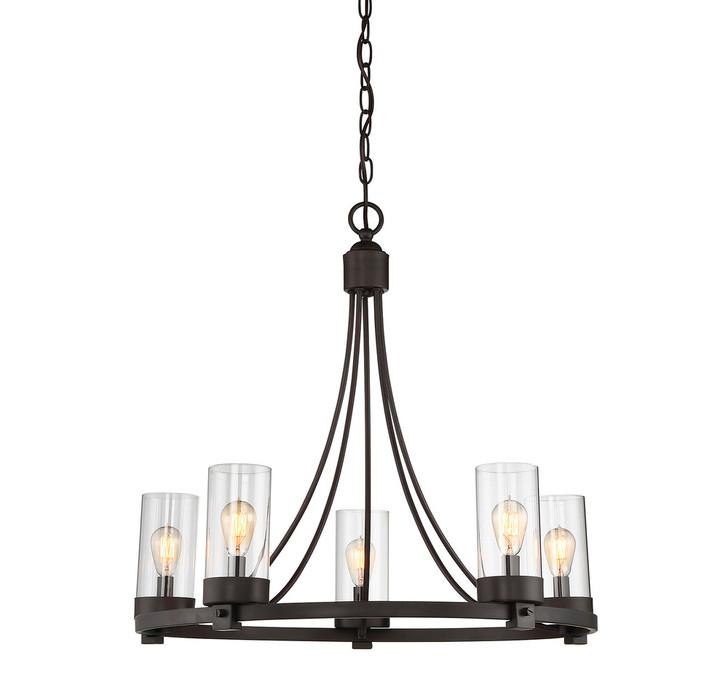 5-Light Chandelier, Lights Reimagined (80406GM)