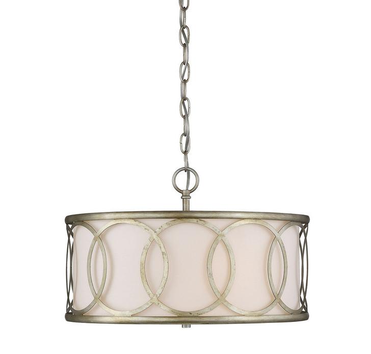3-Light Pendant, Lights Reimagined (80406GR)