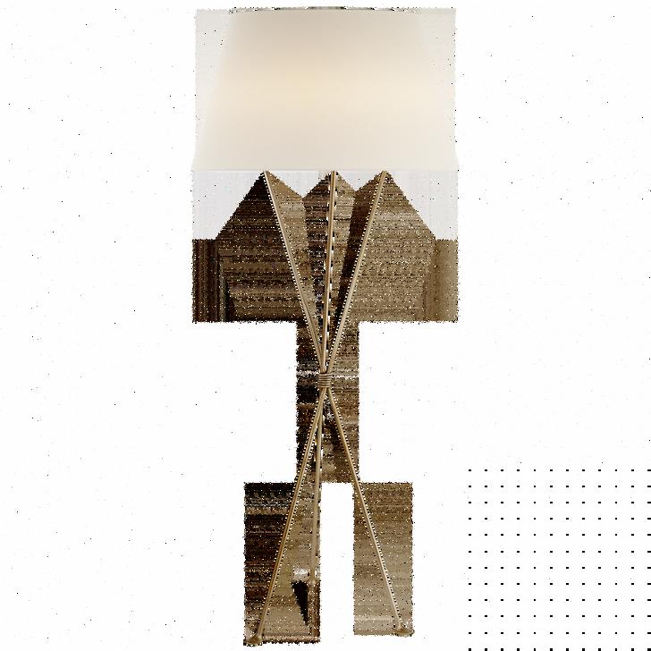 Lebon Floor Lamp, Visual Comfort ARN 1027G-L 2R51Z