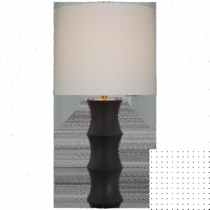 Marella Large Table Lamp, Visual Comfort ARN 3662SBM-L CU3DZ