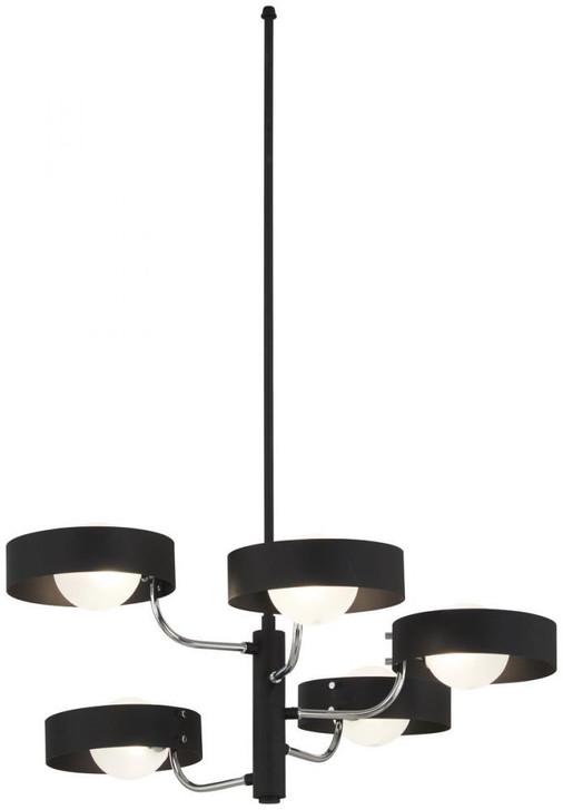 5 LIGHT CHANDELIER, Minka George Kovacs P1565-729 JWUD