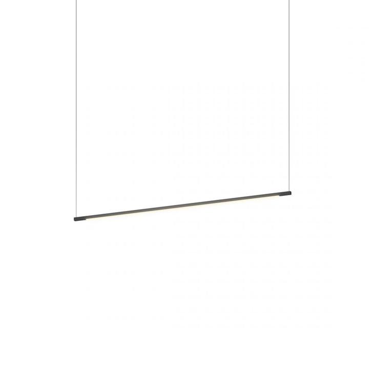 "Z-Bar Pendant Linear, Matte Black (36"" light bar), Koncept Inc ZBP-36-L-SW-MTB-CNP 407UGLP"