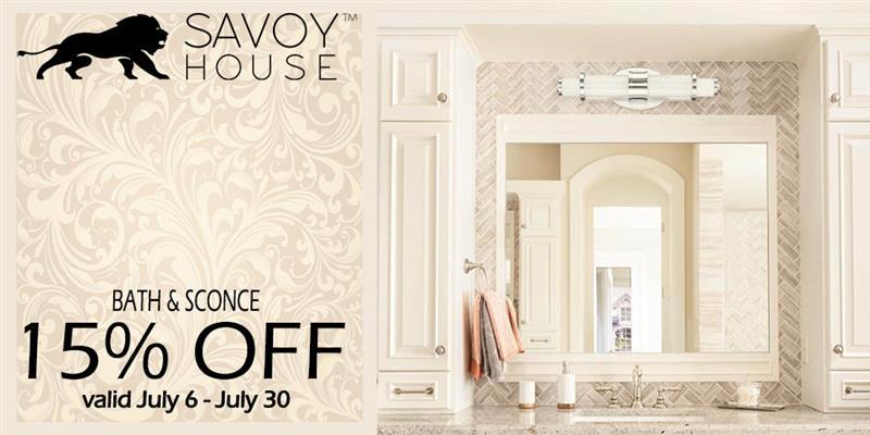 Savoy House sales