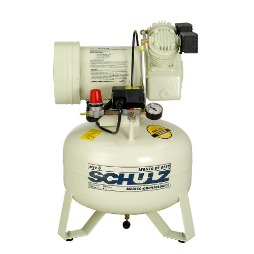 Schulz MSV 6/08 Compressor (931.1208-0)