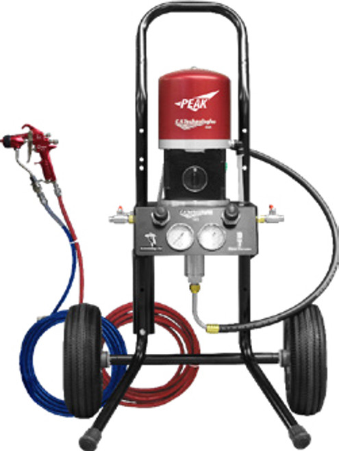 "C.A. Technologies Peak Pump Cart Outfit, Bobcat 411, 1/2"" Inlet, 5G (PK-OB14-C5-12-411)"