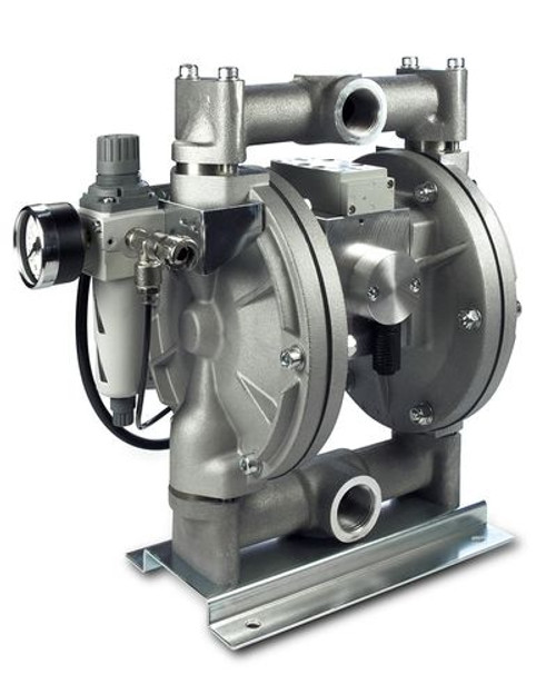 Wagner PM500 Low Pressure Diaphragm Pump | Aluminum Housing (U509.A0)