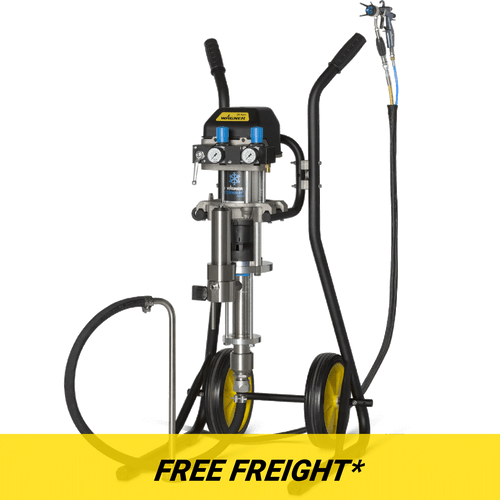 Wagner Wildcat 18-40 Cart Mount Spray Pack (High Pressure Filter) (2393649)