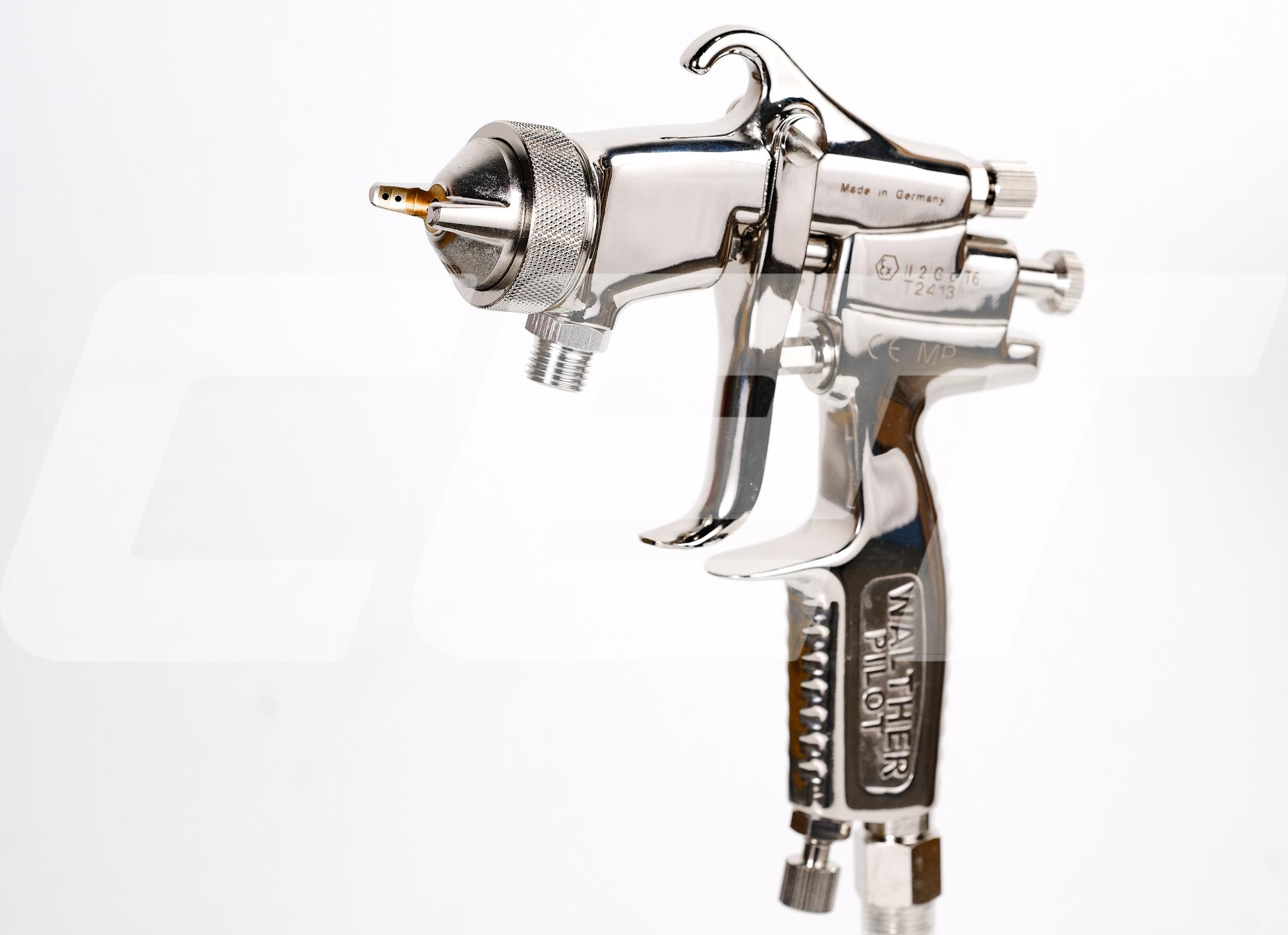 CET Special: PILOT Fine Finish Spray Gun