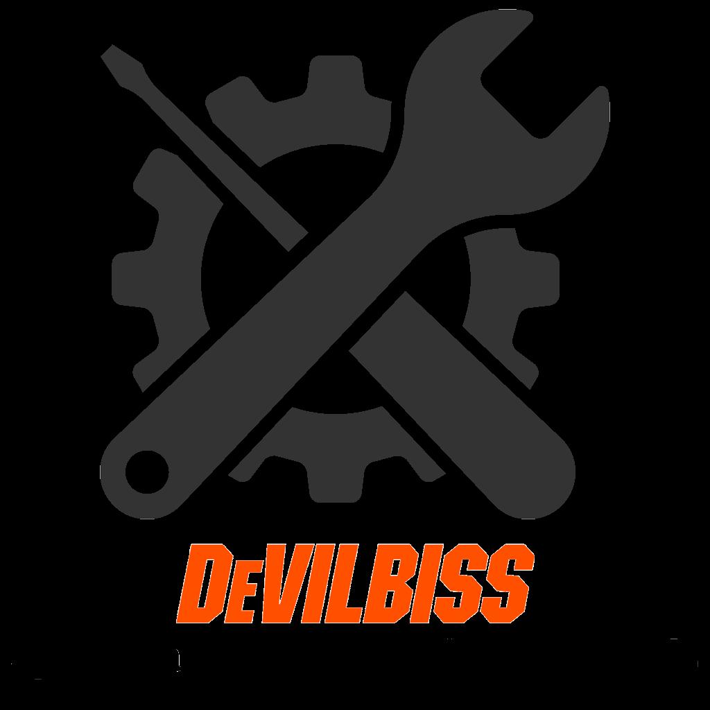 Devilbiss Spray Equipment Spare Parts - CET Inc