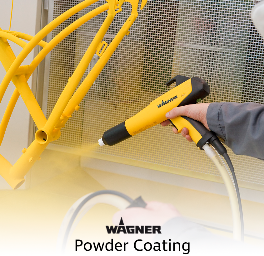 Wagner Powder Coating Spare Parts - CET Inc