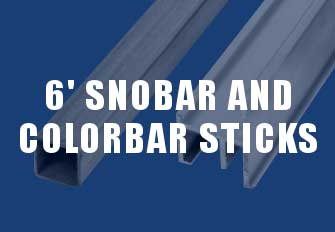 6 Foot SnoBar and ColorBar Sticks