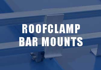 RoofClamp Bar Mounts