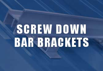 Screw Down Bar Brackets