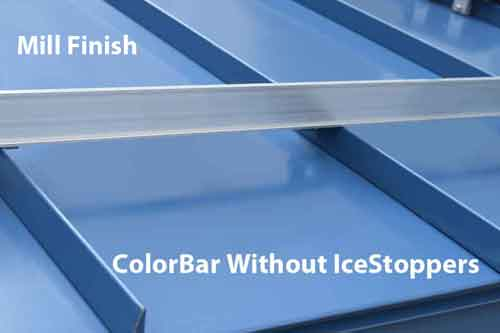ColorBar No IceStoppers