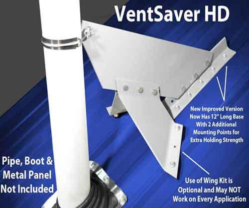 VentSaver HD Features