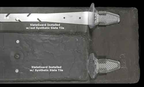 SlateGuard on Synthetic Slate