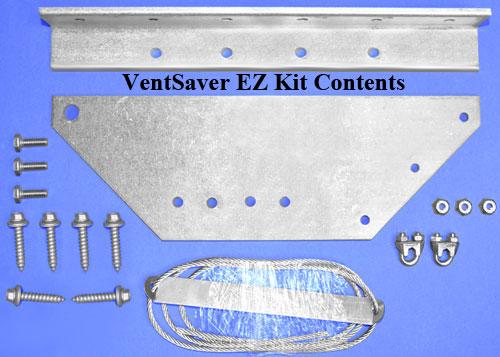 VentSaver EZ Contents