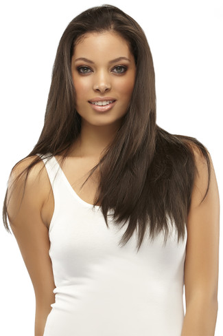 "easiXtend Elite 16"" Human Hair Clip-In Extensions by easiHair"