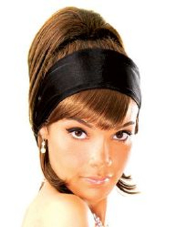 Vintage Hive Synthetic Dome Bun Hairpiece by Forever Young