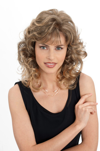 7002 Estee Synthetic Monotop Wig by Louis Ferre
