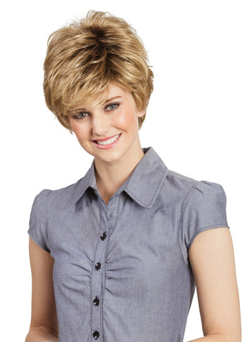 Petite Zoe Synthetic Wig by Tony of Beverly