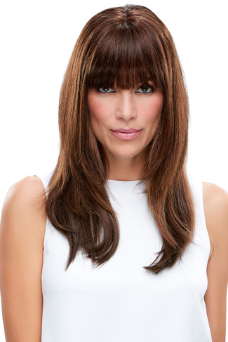 easiFringe Human Hair Hairpiece by easiHair
