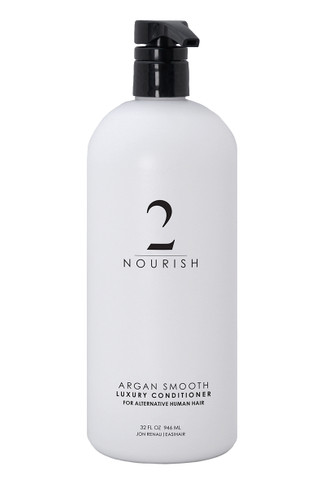 Argan Smooth Luxury Conditioner by Jon Renau 32oz
