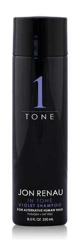 In Tone Violet Shampoo by Jon Renau 8.5oz